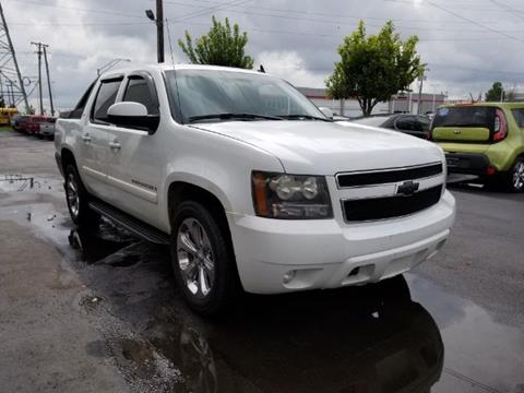 2007 Chevrolet Avalanche For Sale At Tri City Auto Mart In Lexington KY