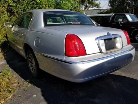 Used 2000 Lincoln Town Car For Sale In Maine Carsforsale Com