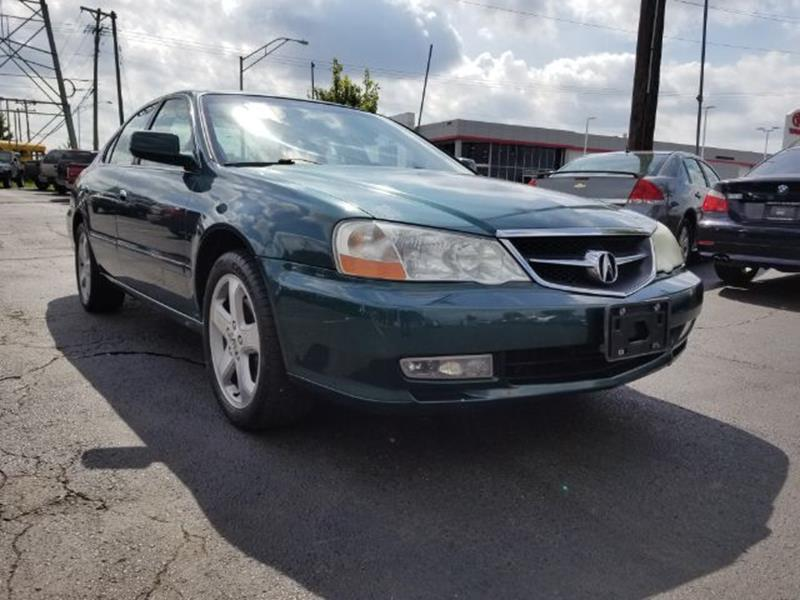 Acura TL TypeS WNavi In Lexington KY Tri City Auto Mart - 2003 acura tl type s for sale