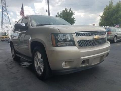 2010 Chevrolet Tahoe for sale at Tri City Auto Mart in Lexington KY