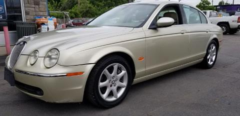 2006 Jaguar S-Type for sale at Tri City Auto Mart in Lexington KY