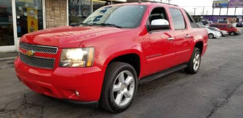 2008 Chevrolet Avalanche for sale at Tri City Auto Mart in Lexington KY