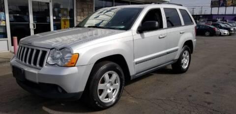 2009 Jeep Grand Cherokee Laredo for sale at Tri City Auto Mart in Lexington KY