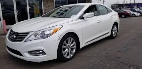 2014 Hyundai Azera for sale at Tri City Auto Mart in Lexington KY