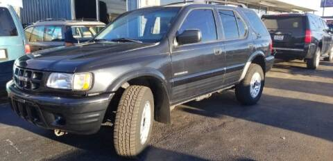 2002 Isuzu Rodeo LS for sale at Tri City Auto Mart in Lexington KY