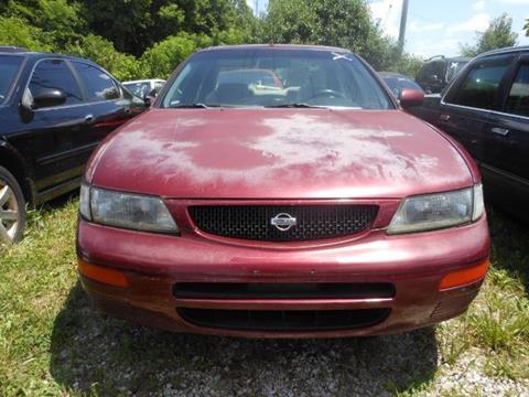 1996 Nissan Maxima for sale in Lexington, KY