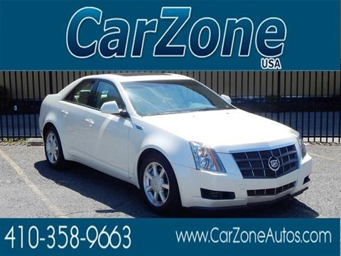 Cadillac for sale in baltimore md for Exclusive motor cars baltimore md