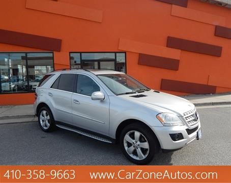 Mercedes benz m class for sale in maryland for Mercedes benz in baltimore md