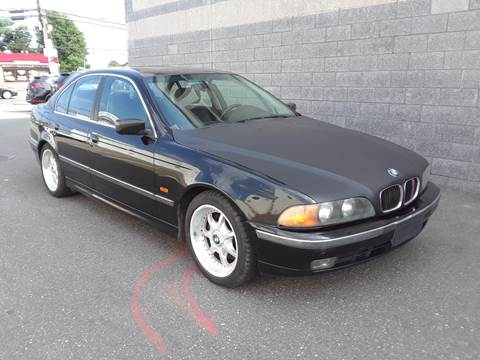 1997 BMW 5 Series for sale in Island Park, NY