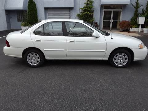 2001 Nissan Sentra for sale in Island Park, NY