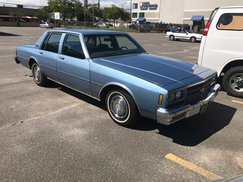 1980 Chevrolet Impala for sale in Island Park, NY