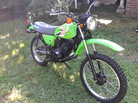2000 Kawasaki KLX™ for sale in Island Park, NY