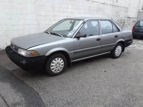 1990 Toyota Corolla for sale in Island Park, NY