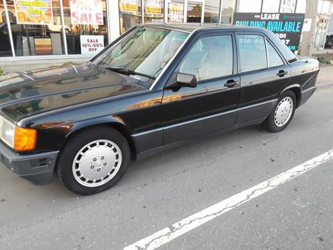 1992 Mercedes-Benz 190-Class for sale in Island Park, NY