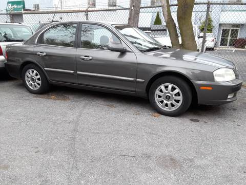 2002 Kia Optima for sale at Autos Under 5000 + JR Transporting in Island Park NY