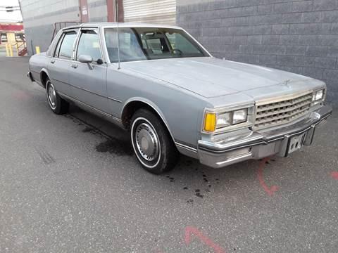 1985 Chevrolet Caprice for sale in Island Park, NY