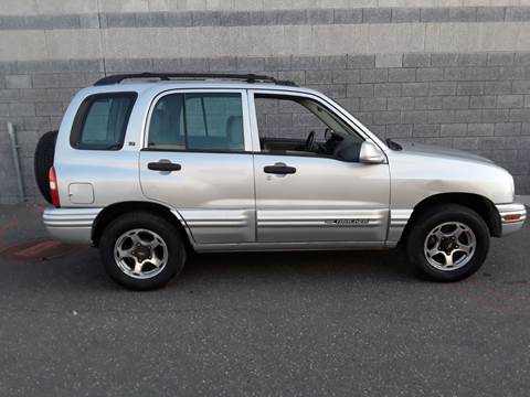 2001 Chevrolet Tracker for sale in Island Park, NY