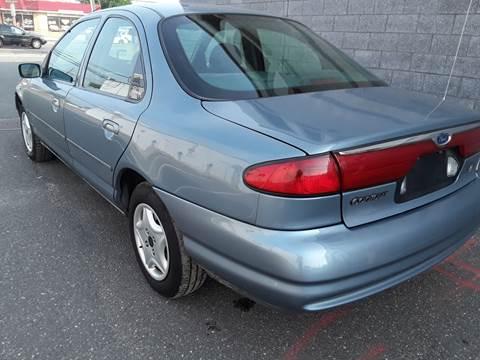 1999 Ford Contour