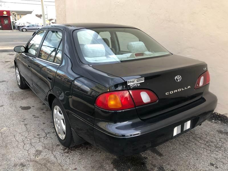 2000 Toyota Corolla LE (image 6)