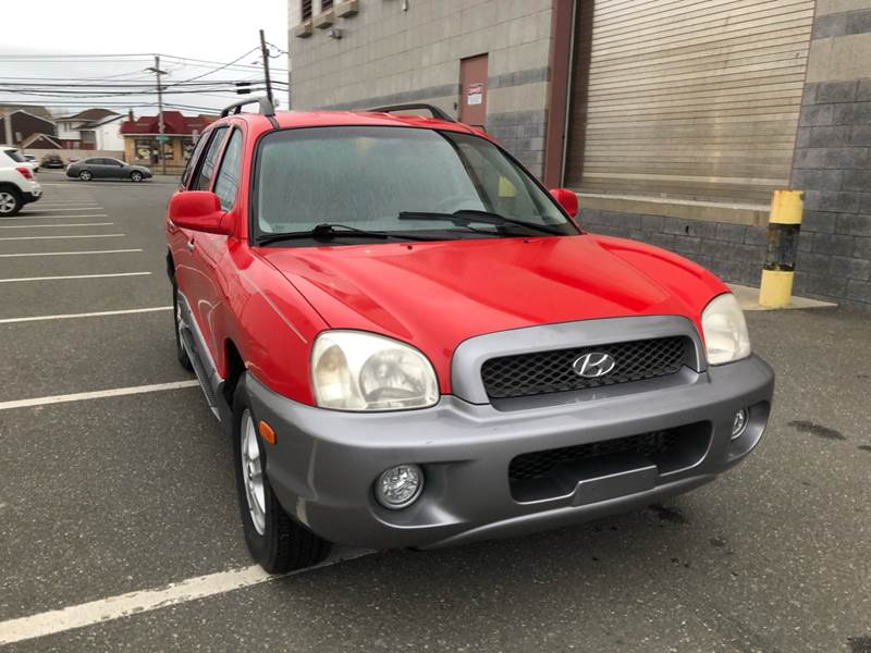 2003 Hyundai Santa Fe GLS (image 2)