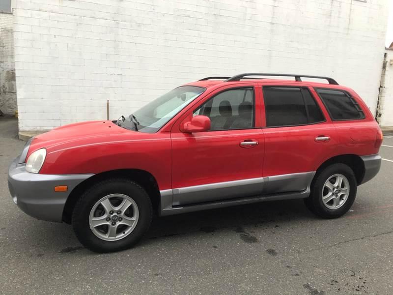 2003 Hyundai Santa Fe GLS (image 5)