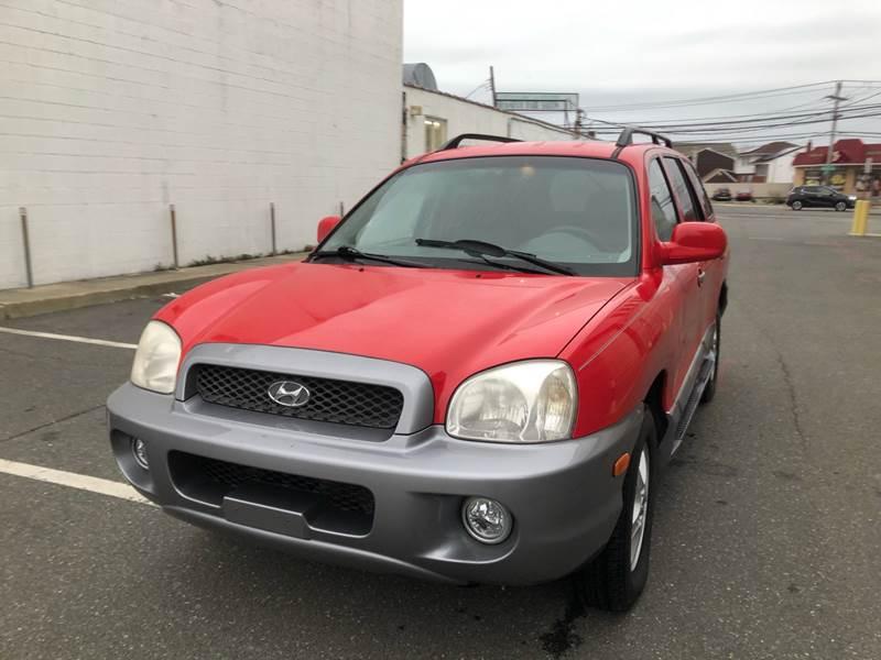2003 Hyundai Santa Fe GLS (image 10)