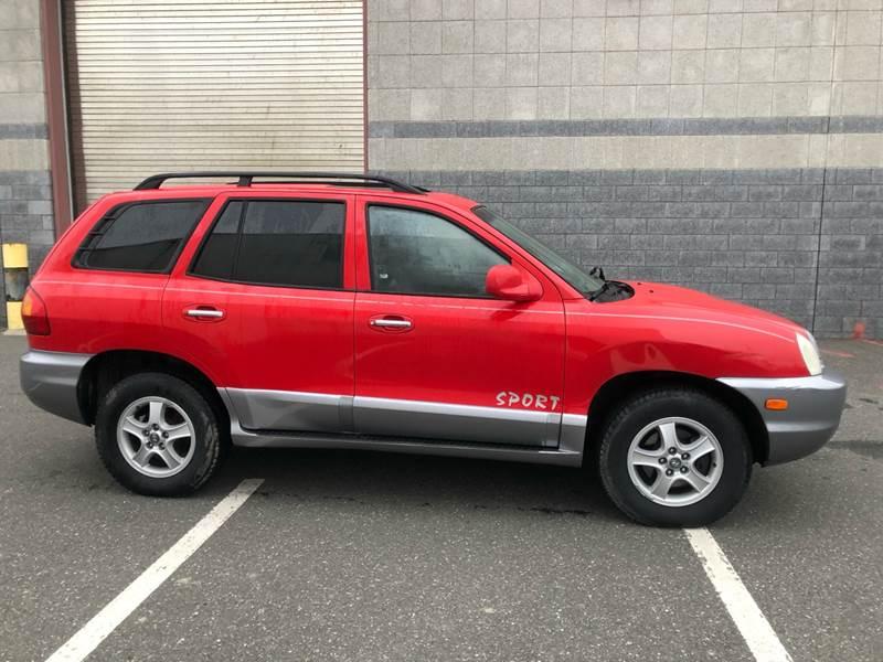 2003 Hyundai Santa Fe GLS (image 8)