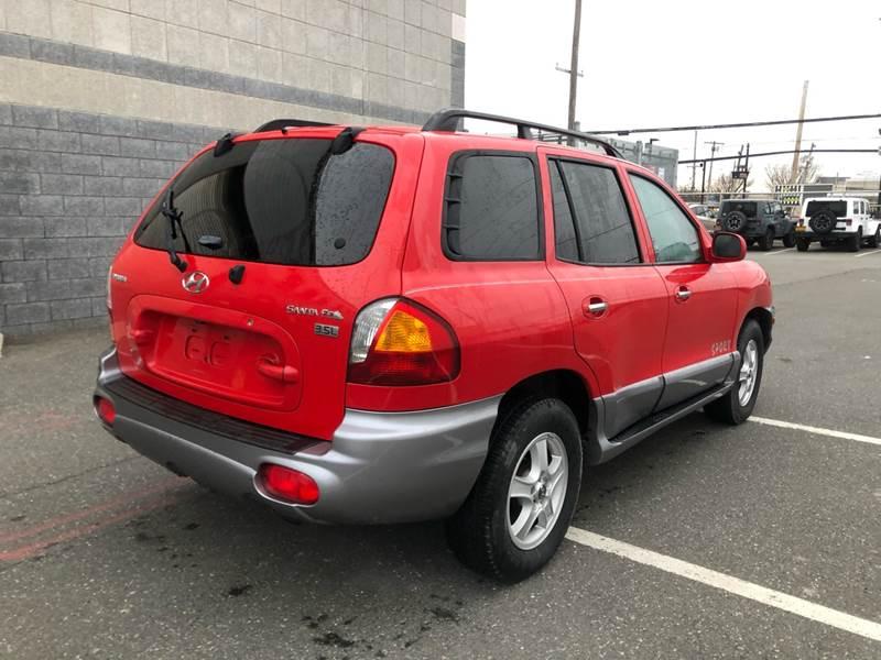 2003 Hyundai Santa Fe GLS (image 13)