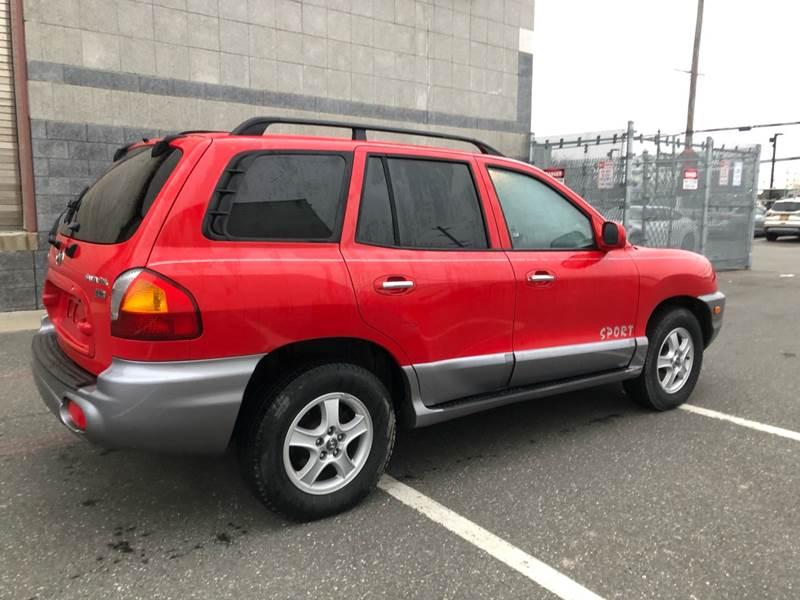 2003 Hyundai Santa Fe GLS (image 15)