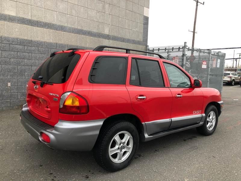 2003 Hyundai Santa Fe GLS (image 14)