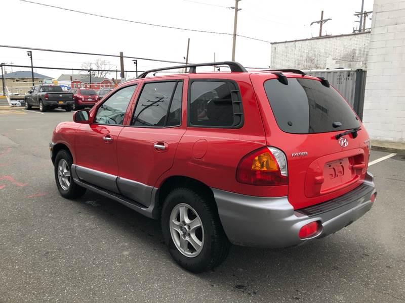 2003 Hyundai Santa Fe GLS (image 20)