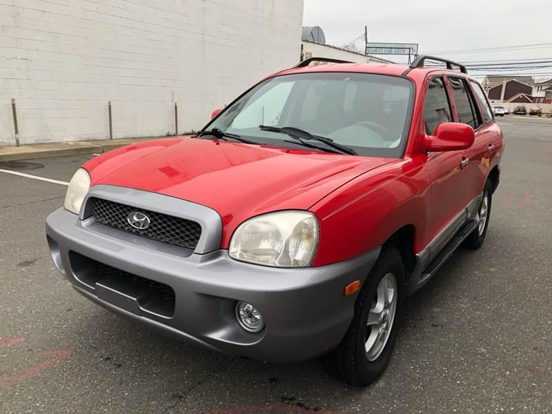 2003 Hyundai Santa Fe GLS (image 3)
