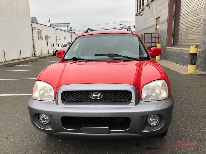 2003 Hyundai Santa Fe GLS (image 21)