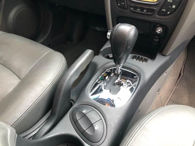 2003 Hyundai Santa Fe GLS (image 24)