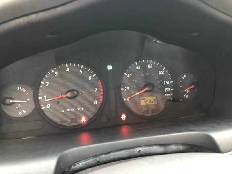 2003 Hyundai Santa Fe GLS (image 28)