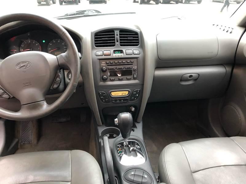 2003 Hyundai Santa Fe GLS (image 34)