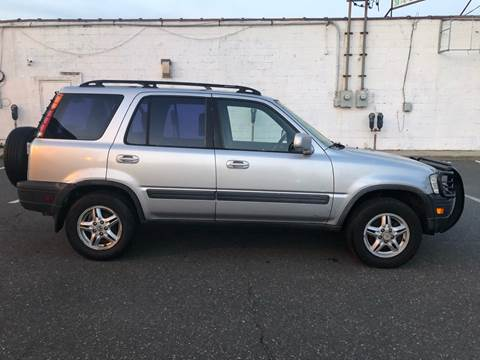 2000 Honda CR-V EX for sale at Autos Under 5000 + JR Transporting in Island Park NY