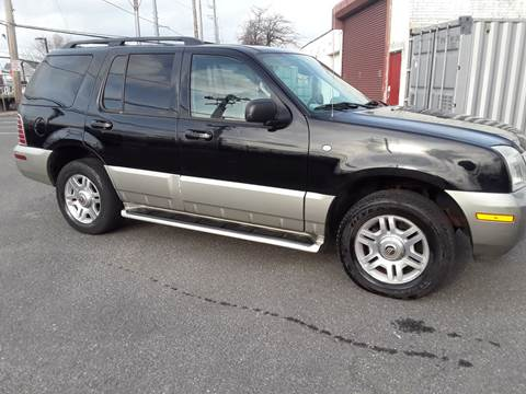 2003 Mercury Mountaineer Luxury for sale at Autos Under 5000 + JR Transporting in Island Park NY
