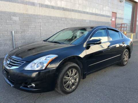 2012 Nissan Altima for sale at Autos Under 5000 + JR Transporting in Island Park NY