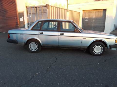 1991 Volvo 240 for sale at Autos Under 5000 + JR Transporting in Island Park NY