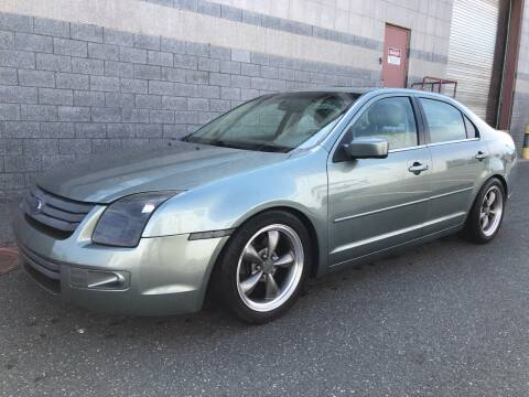 2006 Ford Fusion for sale at Autos Under 5000 + JR Transporting in Island Park NY