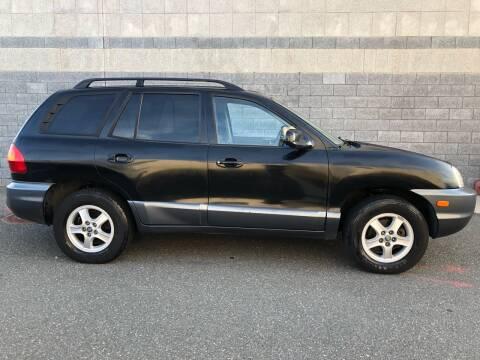 2003 Hyundai Santa Fe for sale at Autos Under 5000 + JR Transporting in Island Park NY