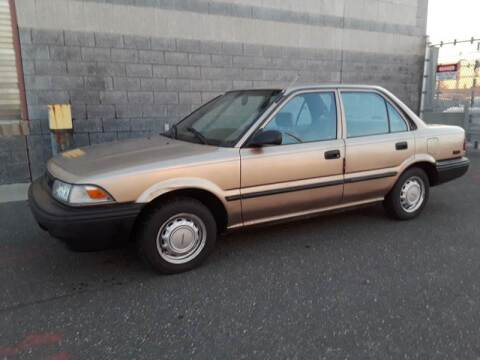 1989 Toyota Corolla for sale at Autos Under 5000 + JR Transporting in Island Park NY