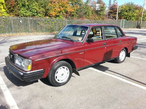 1983 Volvo 240 for sale in Island Park, NY