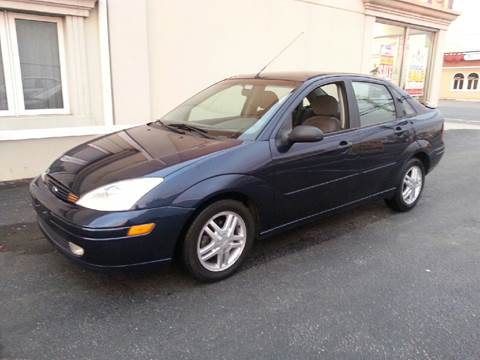 2001 Ford Focus for sale in Island Park, NY