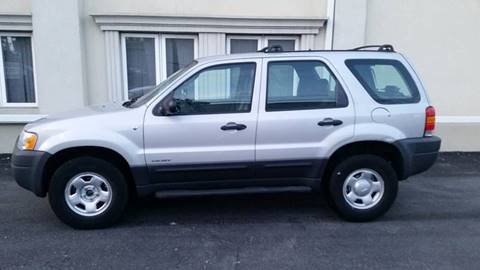 2002 Ford Escape for sale in Island Park, NY