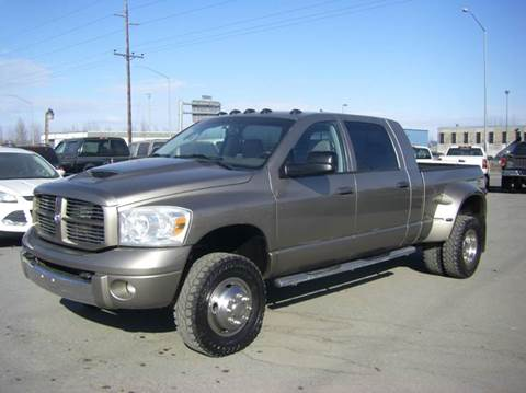 2008 Dodge Ram Pickup 3500 for sale at NORTHWEST AUTO SALES LLC in Anchorage AK