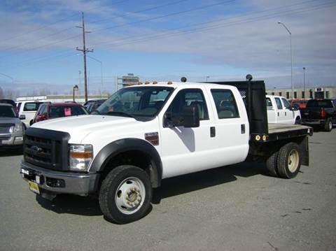 2008 Ford F-450 Super Duty for sale in Anchorage, AK