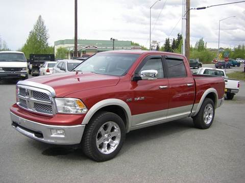 2009 Dodge Ram Pickup 1500 for sale at NORTHWEST AUTO SALES LLC in Anchorage AK