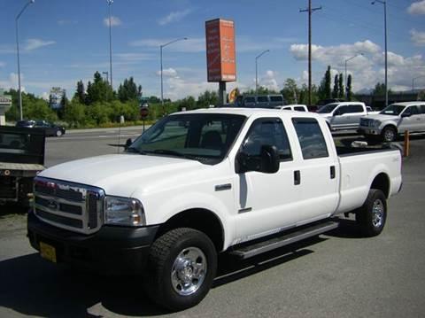 2007 Ford F-350 Super Duty XL for sale at NORTHWEST AUTO SALES LLC in Anchorage AK